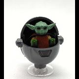 Baby Yoda in Hover Pod
