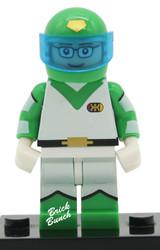 Green Gundam Pilot