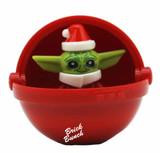 Santa Baby Yoda
