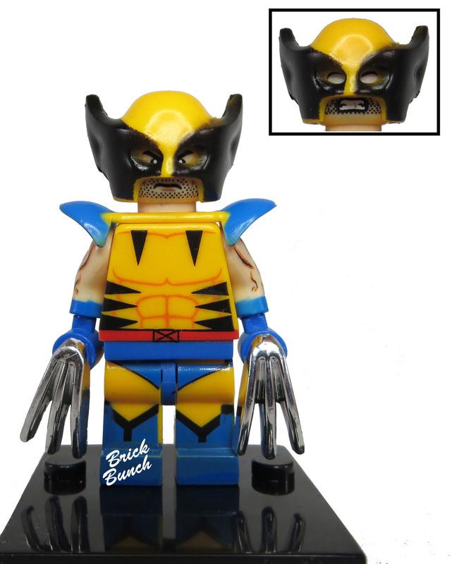 Wolverine Cartoon