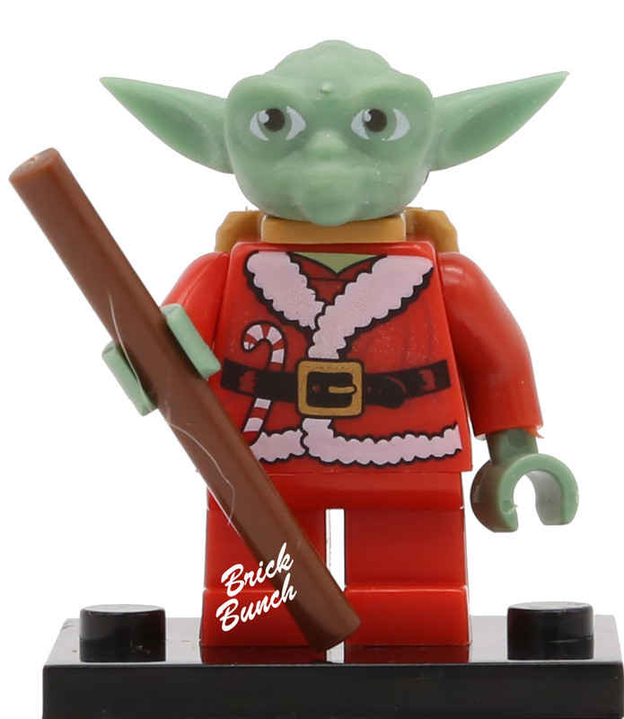 Yoda (Santa: Advent Calendar)