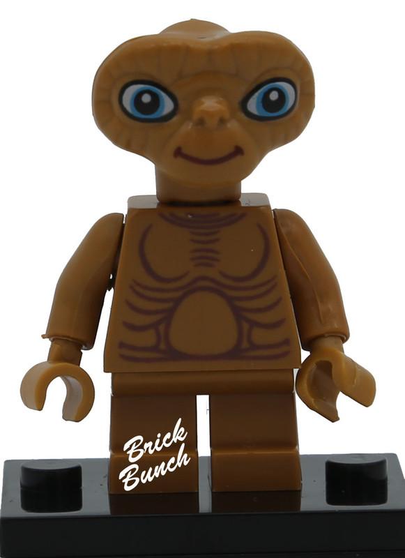E.T.  (Extra Terrestrial)