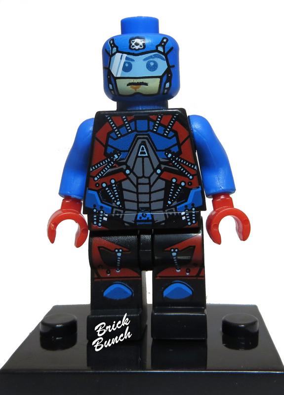 Atom (Printed Helmet)