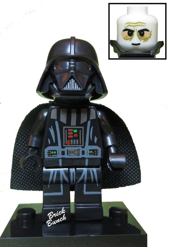 Darth Vader (Helmet-less Return of the Jedi)
