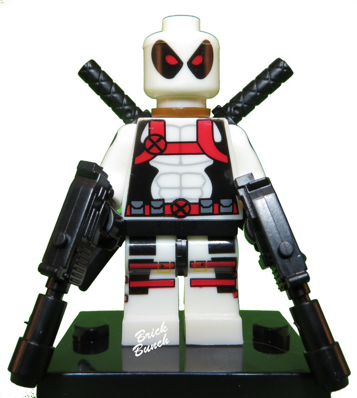 Deadpool (White)