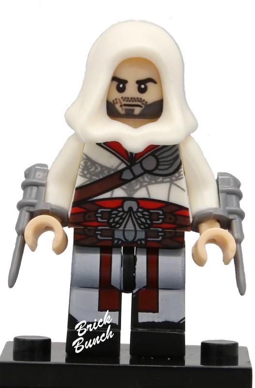 Ezio Custom Lego