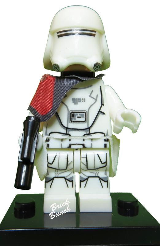 First Order Snowtrooper Officer