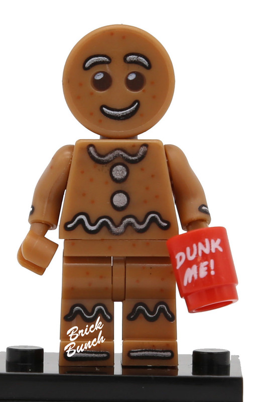 Gingerbread Man (Series 11)