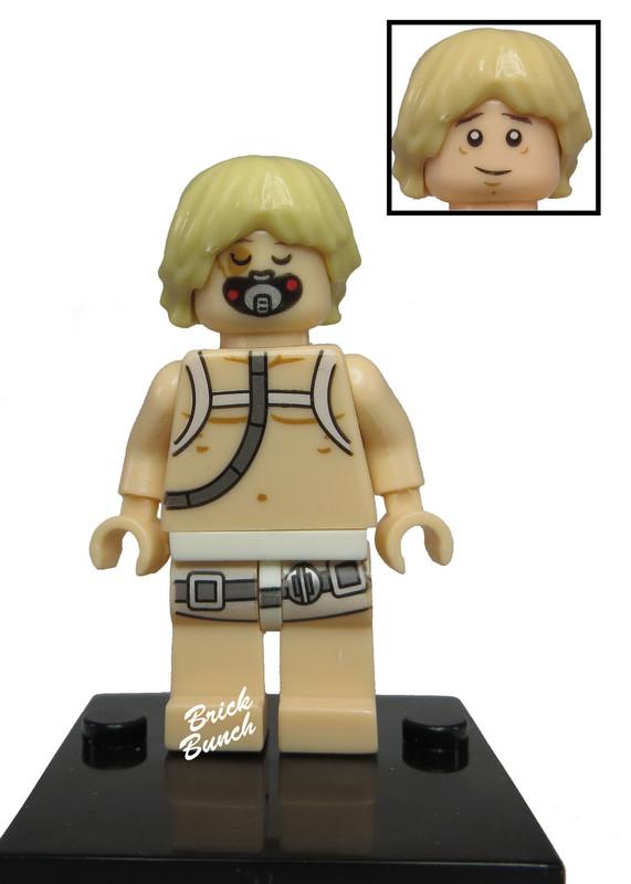 Luke Skywalker (Bacta Tank)