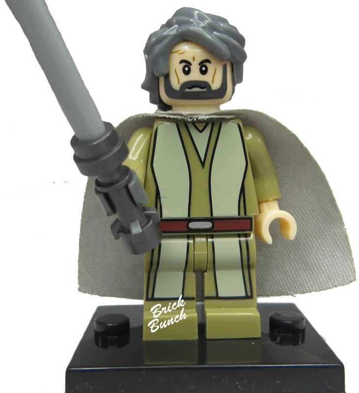 Luke Skywalker Custom Lego