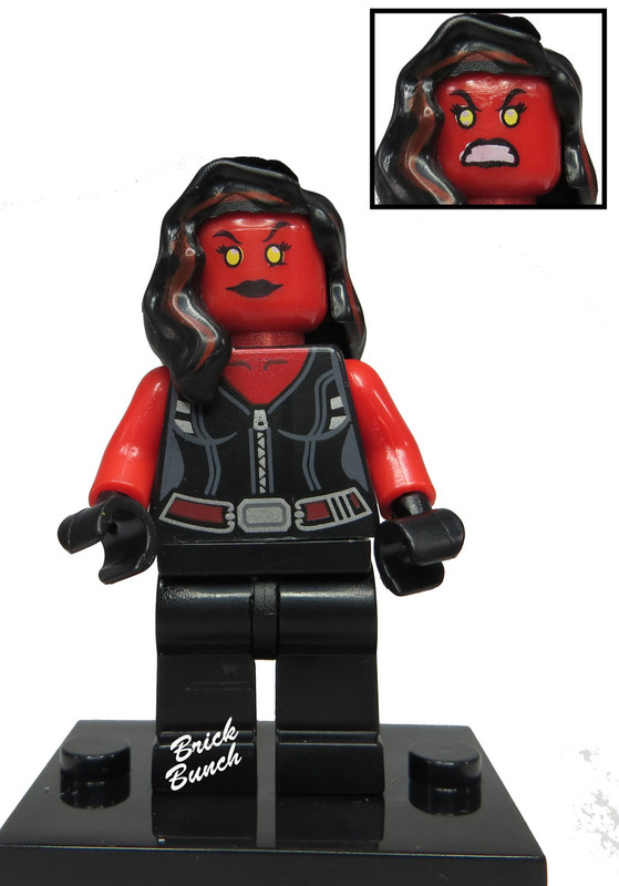 Red She-Hulk