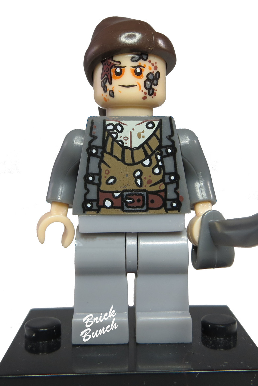 Lego Minifigure Pirates Of The Caribbean Bootstrap Bill