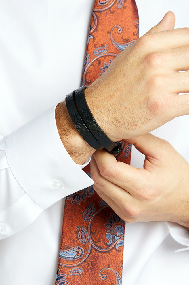 Conor McGregor Leather Bracelet