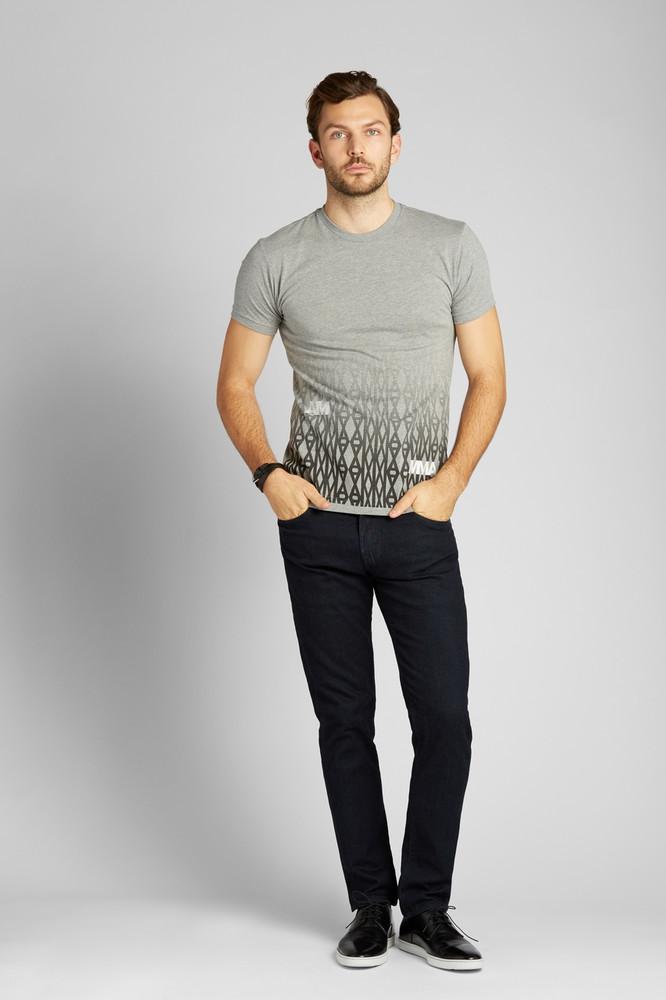 August McGregor AMMA T-Shirt Grey