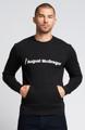 August McGregor pouch pockets crewneck sweatshirt