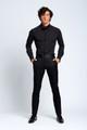 August McGregor Midnight Navy Camoflauge Evening Jacket with Tuxedo Pants