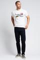 August McGregor Everybody Loves A Winner T-shirt in white