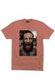 August McGregor Conor McGregor Champion Roar photo by David Fogarty T-shirt in Desert Rose