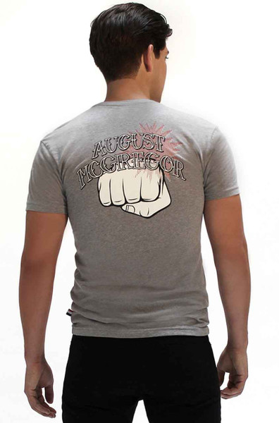 August McGregor August McGregor Punch V-neck T-Shirt
