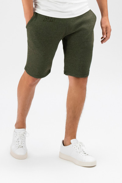 August McGregor AM Sweatshorts in heather green