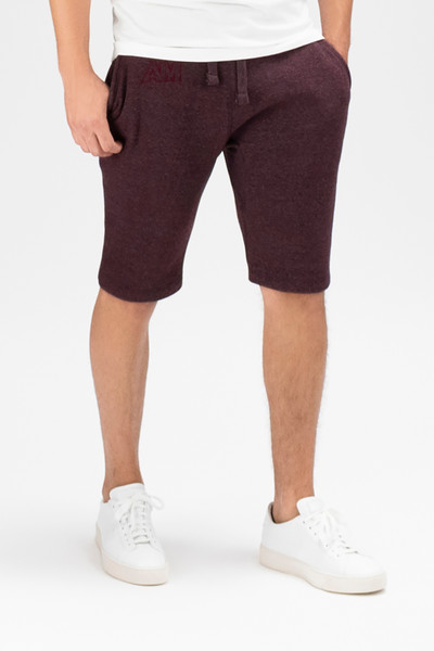 August McGregor AM Sweatshorts in plum