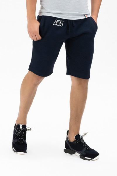 August McGregor AM Sweatshorts in navy