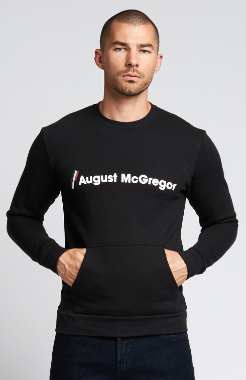 /August McGregor pocket sweatshirt