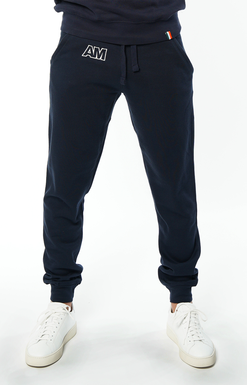AM Jogger Sweatpants in Navy