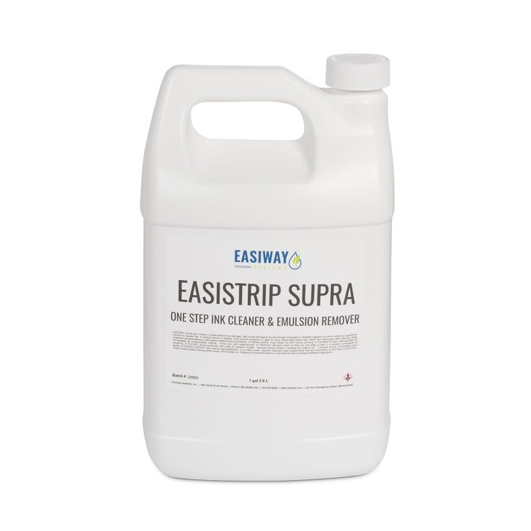 Easiway One Step Ink & Emulsion Remover Supra