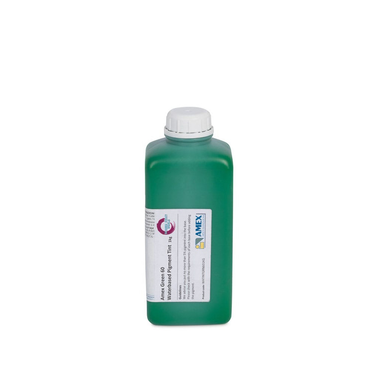 Amex Light Green 60 Waterbased Pigment Tint