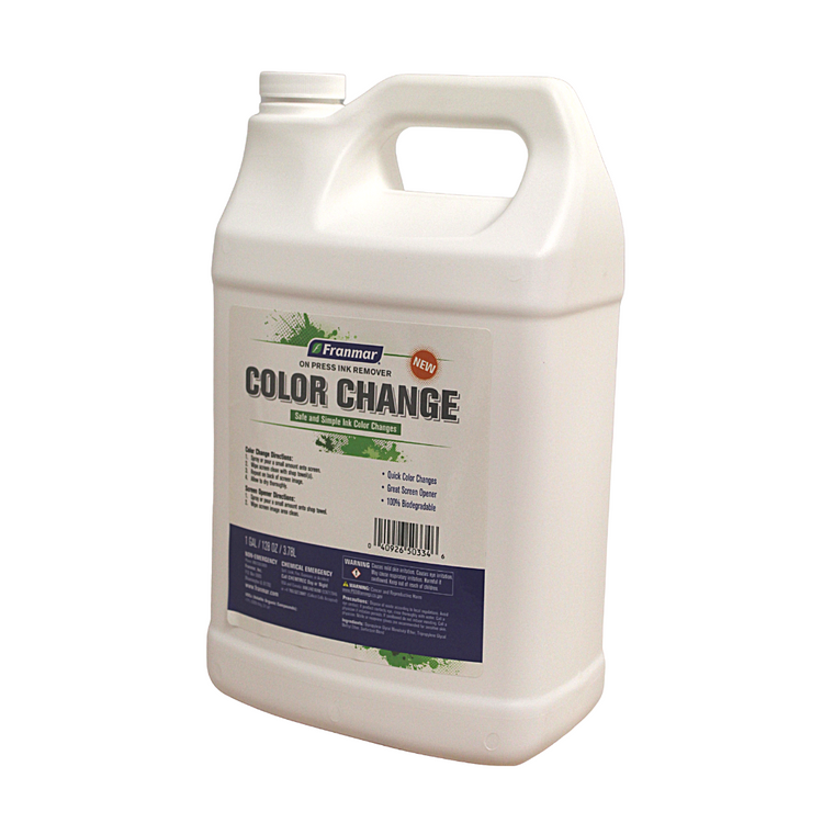 Colour Change Eco On Press Ink Remover