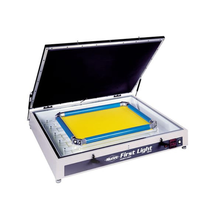 M&R First Light Screen Printing Exposure Unit