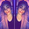 mrs_beautiful_bliss wearing Dusty Rose braids
