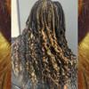 More of Katira's FS27/30/33 Caramel Mix braids