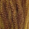 "Color swatch for RastAfri 19"" Malibu Afro Kinky, HM30/144 Honey Moon"