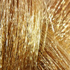 Color swatch for Apricot tinsel braiding hair