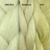 Color comparison from left to right: 1001/613 Creamy White, Vanilla Ice, 613 Platinum Blond