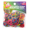 Beauty Town Rubber Bands, Rainbow