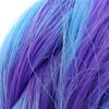 Color swatch for Thermal Pilot Color Change Hair, Medium Purple/Blizzard Blue