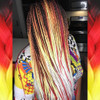 iam_ms_rae wearing braids in Fire