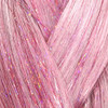 Color swatch for High Heat Sparkle Braid, Pink Sugar