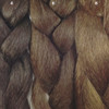Color comparison from left to right: 4 Dark Brown, 6 Chestnut Brown, and 8 Ash Brown