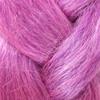 Color swatch for Pre-Stretched Freed'm Silky Braid, Pink Taffy (RastAfri)