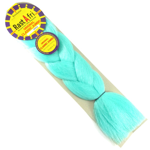 Kanekalon Jumbo Braid, Sky Blue (RastAfri Classic)