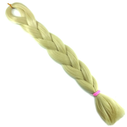 High Heat Kanekalon Braid, Blond