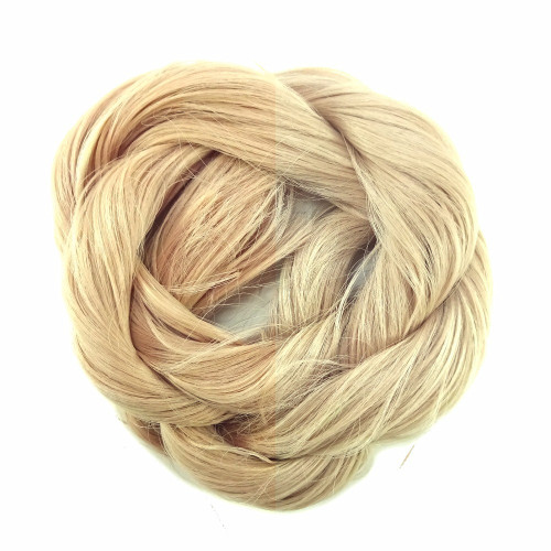Wheat thermal color change hair extensions