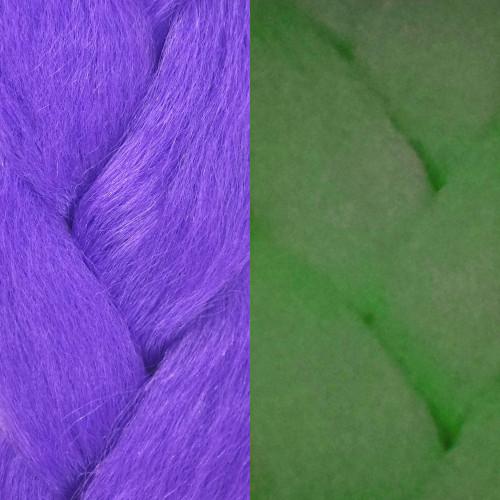 Glow Braid, Lavish Purple (I Kick Shins)