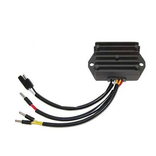 Plug andPlay direct replacement kit plugs into main harness and retains the voltage indicator light in the dash.