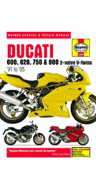 Ducati 2v engine manual by Haynes