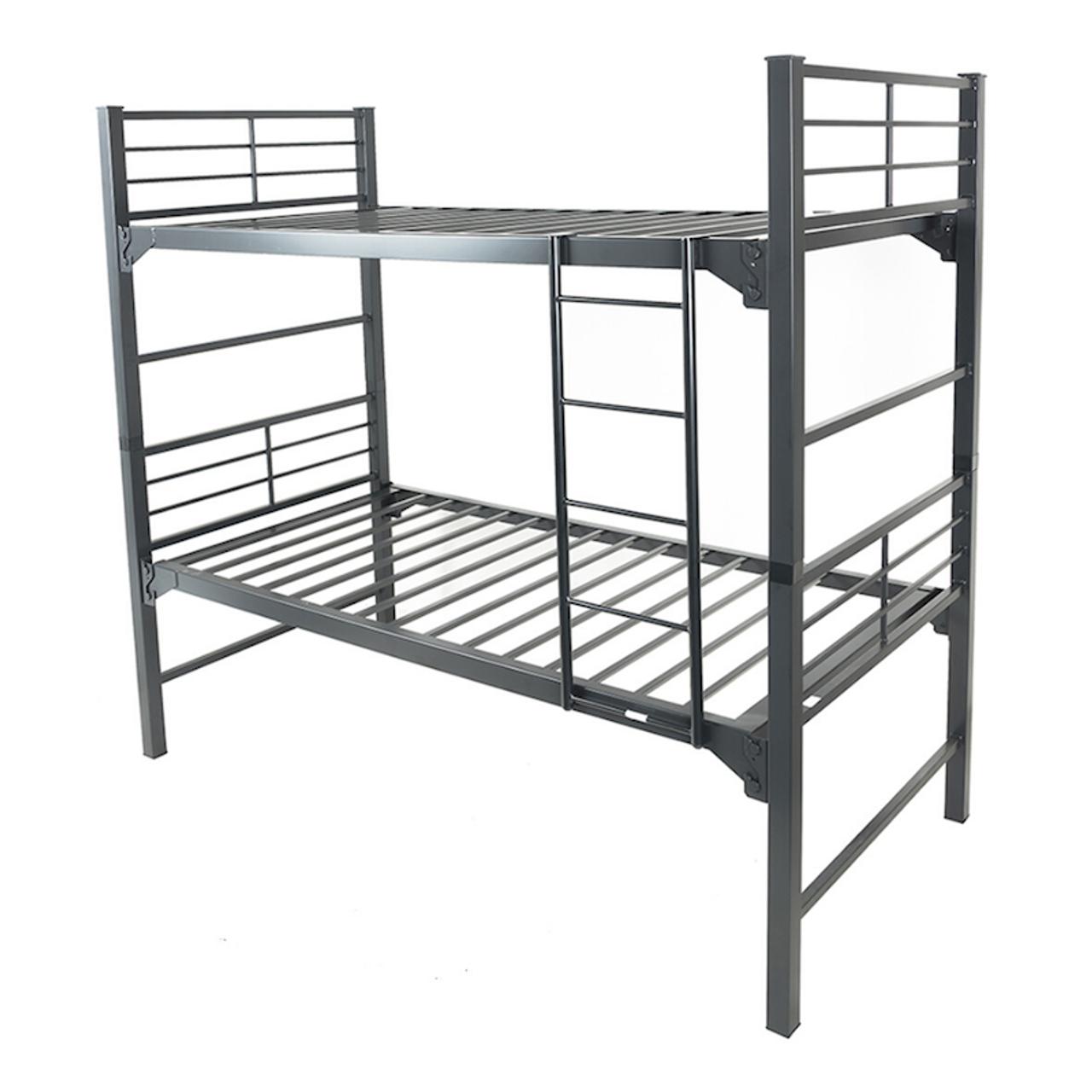 Metal Bunk Beds Long Tall 39x80